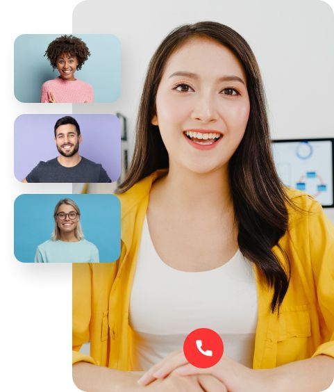 conference calls with iPhone and android